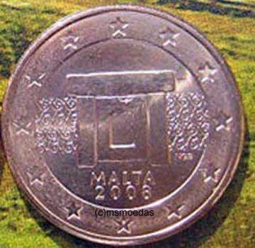 Msmoedas Malta 5 Cent Jahr 2008