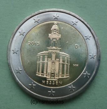 Msmoedas Deutschland Brd 2 Euro Gedenkmünze Euromünze Pj