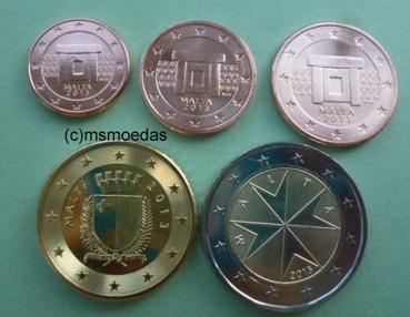 Malta Euro Kms 2013 12550 Cent2 Euro