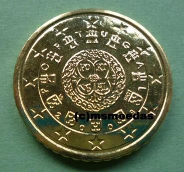 Msmoedas Portugal 50 Cent Münze Euromünze